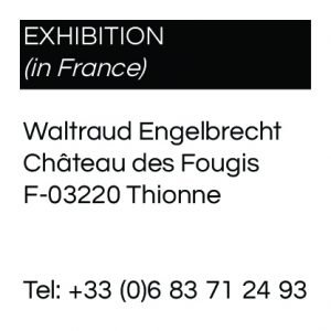 Contact exhibition in Fougis